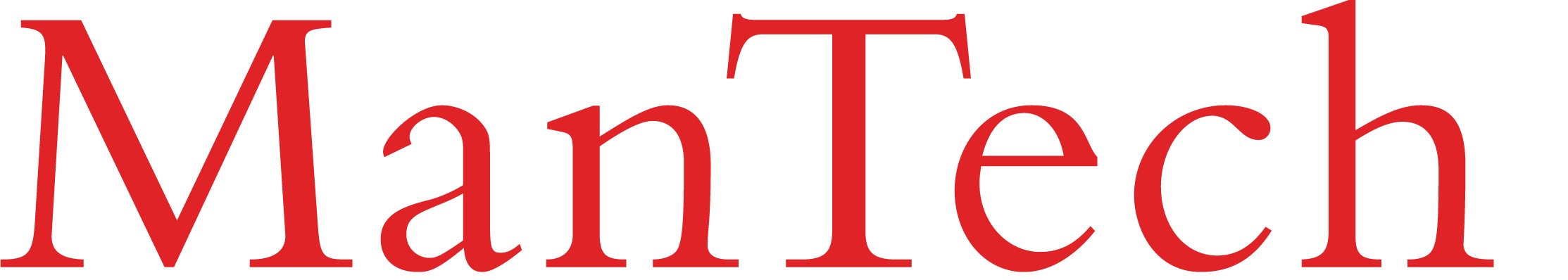 mantech-only-logo